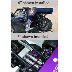 Long Stingers for X Can Exhaust System for HPI Baja 5b SS 5T