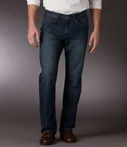 Perry Ellis Premium Denim Straight Jeans Mens 30x30 NWT $60