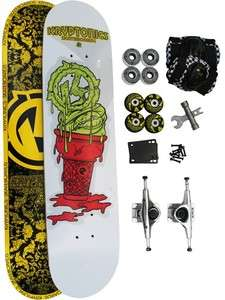 TONY HAWK DOUBLE DECK BUILD YOUR OWN KRYPTONICS 146196 PARK PRO STREET