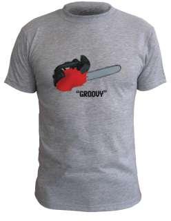 Evil Dead 2 (Chainsaw) T Shirt