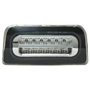 Anzo USA 531042 Chevrolet/GMC LED Chrome Third Brake Light Assembly