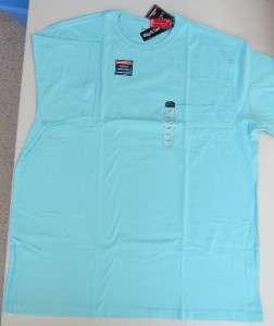 NWT Mens t shirt St Johns Bay pocket big tall LT XLT 2XL 2XLT 3XL 3XLT