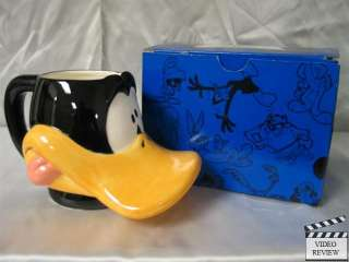 Daffy Duck   Looney Tunes Figural Mug; Applause Boxed