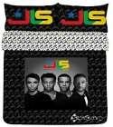 JLS Aston Marvin JB Oritsé Double Duvet Bedding Set items in Sockco