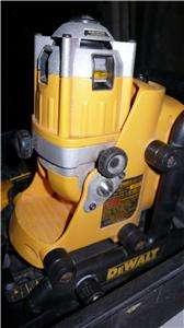 Dewalt DW073KD Cordless 18V Rotary LASER & CASE NICE FAST SHIP