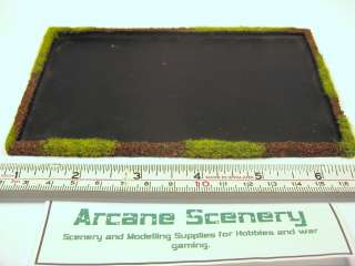 warhammer MOVEMENT TRAY (6x4) 20mm Infantry Bases
