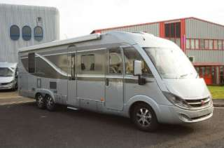 SOLD Burstner Elegance I 890G Luxury A class Motorhome