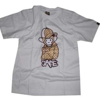 Tee Shirt Jape Baby Jungle Ape Joker Milo DC Skate M