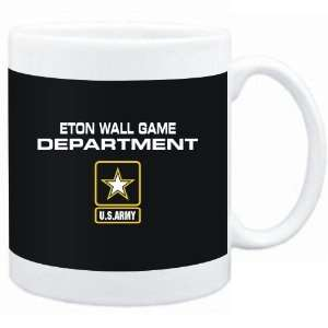 Black  DEPARMEN US ARMY Eon Wall Game  Spors Spors & Oudoors