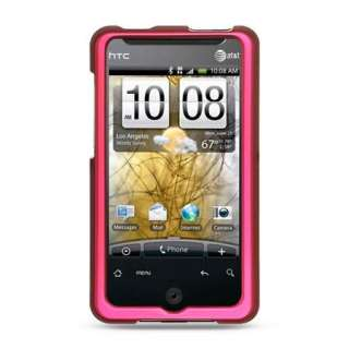 PINK Cell Phone CASE for AT&T HTC ARIA a6366 Hard Cover