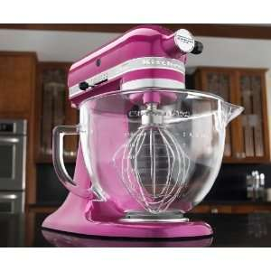 Quart Stand Mixer, Raspberry Ice  Kitchen & Dining