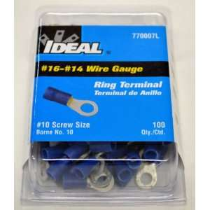 High quality Ideal brand wire terminals for size 16 14