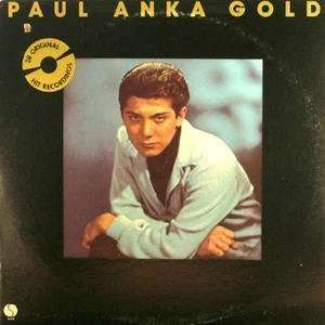 Paul Anka Gold 1957 1962 (Teen Idol Era) [2 VINYL LP SET