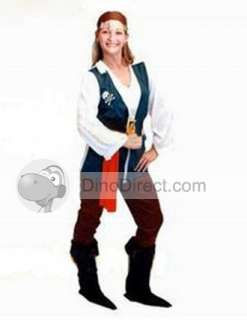 Wholesale Cool Halloween North ope Pirate Adult Costume Suit