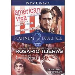 American Visa / Rosario Tijeras (2 Peliculas) (Spanish