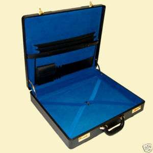 Masonic regalia case   M.M./W.M.   Simulated Leather