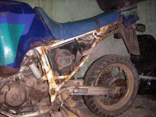 Ricambi per moto honda africa twin 750 a Lampedusa e Linosa