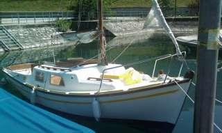 Barca a Vela tipo Motorsailer a Novate Mezzola    Annunci