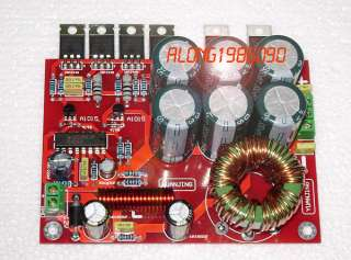 Switching boost Power Supply board DC12V to DC±32V 180W
