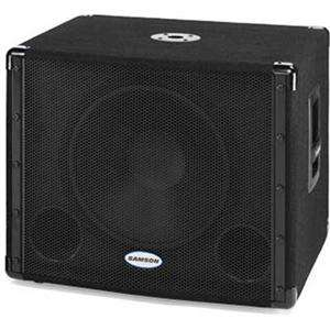 Samson dB1500a 1000W 15in Active Subwoofer: Picture 1 regular