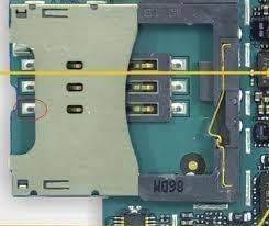Iphone 3G / 3GS SIM Card Reader MotherBoard Logic Board Repair