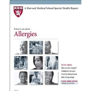 Harvard Medical School What to do about Allergies
