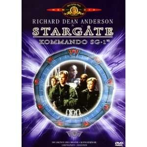 Stargate SG 1 Richard Dean Anderson, Michael Shanks, Amanda Tapping