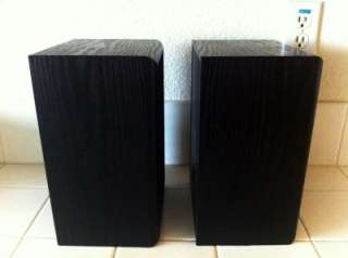 Soundworks Model 17 Seventeen Bookshelf Speakers By Henry Kloss EUC