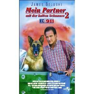K 9 [VHS]: James Belushi, Mel Harris, Kevin Tighe, Ed O