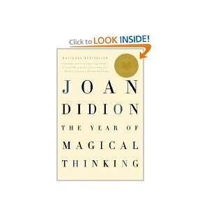 Year of Magical Thinking Joan Didion Books