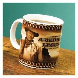 John Wayne American Legend Coffee Mug Everything Else