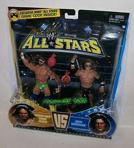 WRESTLING ALL STARS MACHO MAN RANDY SAVAGE VS JOIHN MORRISON