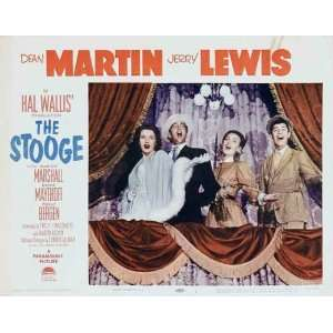 Stooge Poster Movie 11x14 Dean Martin Jerry Lewis Polly Bergen Marion