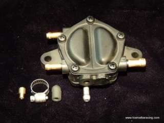 YAMAHA RHINO 660 FUEL PUMP KIT (exhaust intake cam)