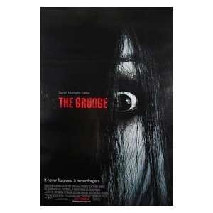 The Grudge   Sarah Michelle Gellar   Mini Movie Poster Print   11 x 17
