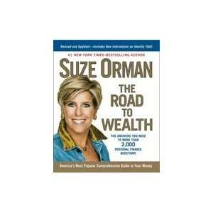 to Wealth (REV 08) by Orman, Suze [Hardcover (2008)] Orman Books