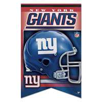 New York Giants Pennants, Banners & Flags, New York Giants Pennants