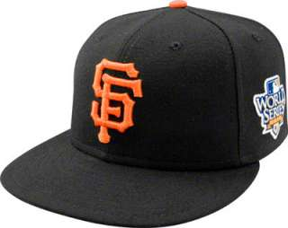 San Francisco Giants World Series On Field 59FIFTY Fitted Hat