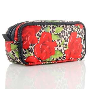 LeSportsac Wild Rose Print Kevyn Cosmetic Case
