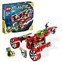 LEGO Atlantis 8060 Typhoon Turbo Sub