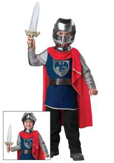 Toddler Knight Costume   Boys Medieval Knight Costumes