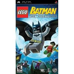 Lego Batman (Sony PSP)