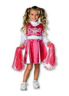 Child Cheerleader (pink/white)  Cheap Cheerleader Costumes Halloween