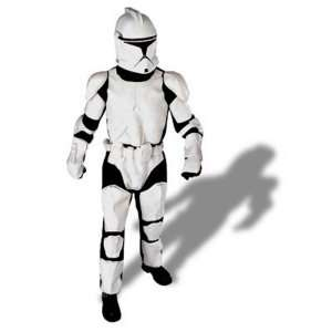 Star Wars Clone Trooper Adult Costume, 10635
