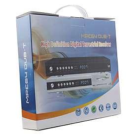 numérique terrestre DVB T avec péritel TV HDMI / / coaxial / CVBS