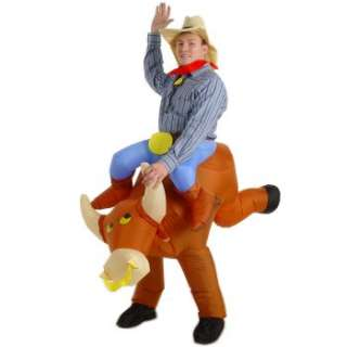 The Illusion Bull Rider Adult Ratings & Reviews   BuyCostumes