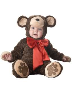 Elite Lil Teddy Bear Costume  Wholesale Animals Halloween Costume