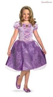 Rapunzel Tangled Classic Costume