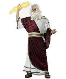 Zeus Costume Plus  Jupiter Costume Plus  Plus Size Greek God Costume