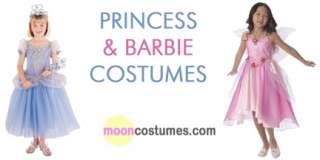 Kids Costumes  Barbie/Princess